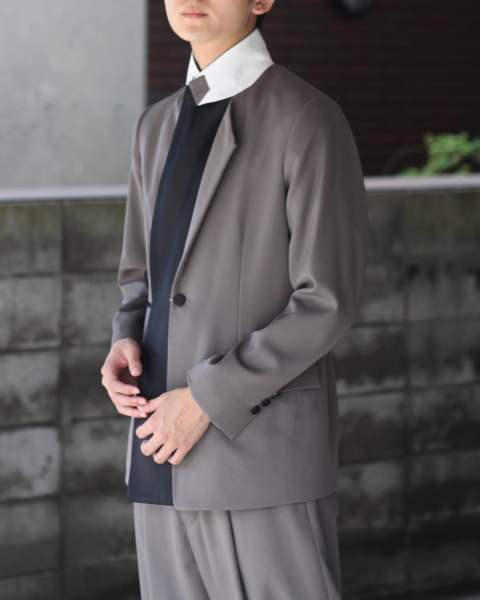 【残りわずか】Double Smoking Jacket