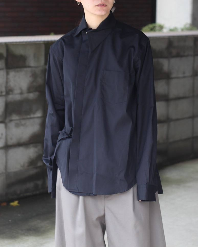 【再入荷/残りわずか】Kimono Breasted Shirts